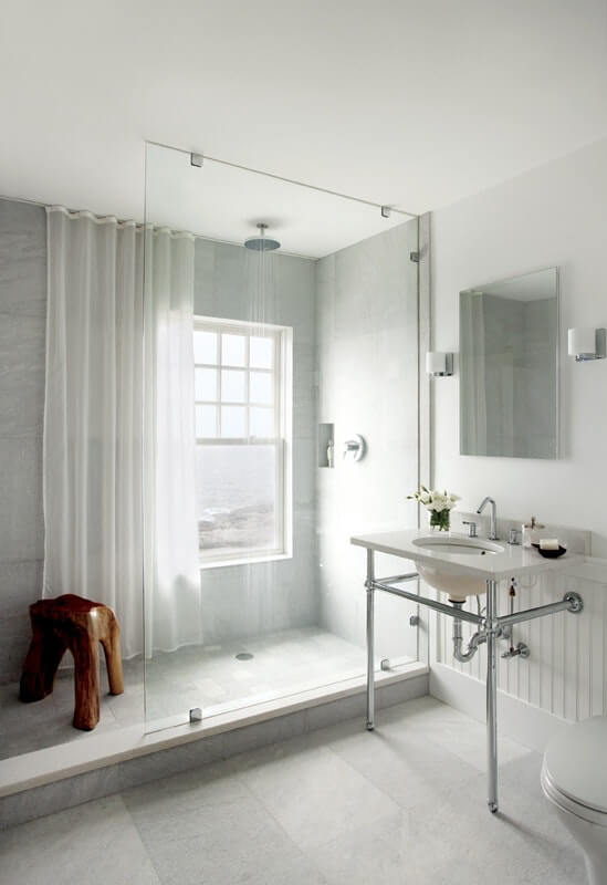 besétálós zuhanykabin Hosszúrét