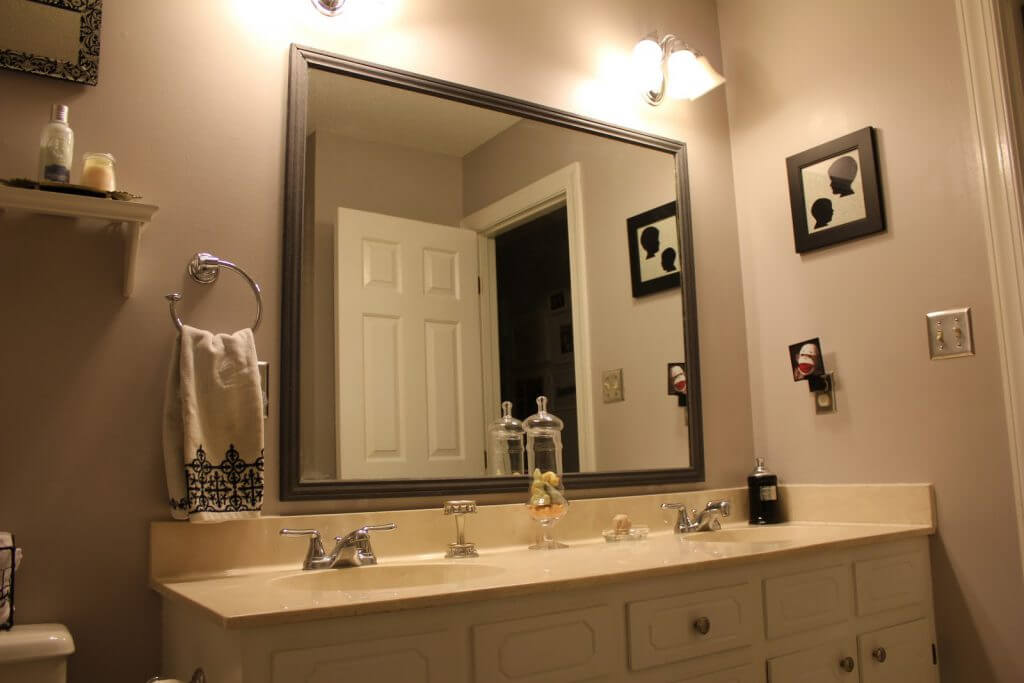 fürdőszobai tükör olcsón Mártonhegy