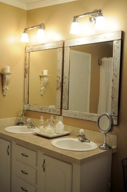 tükör fürdőszobai Kiszugló