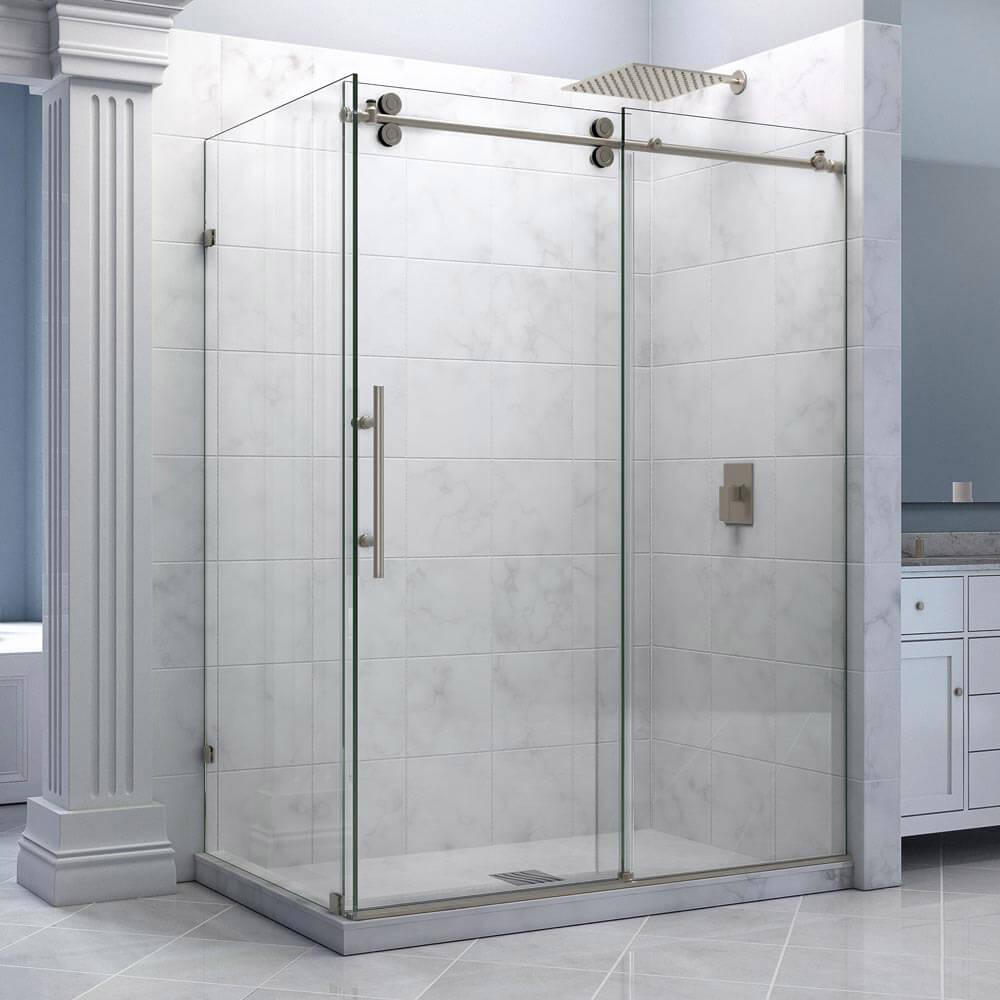 üveg zuhanykabin Budakeszierdő
