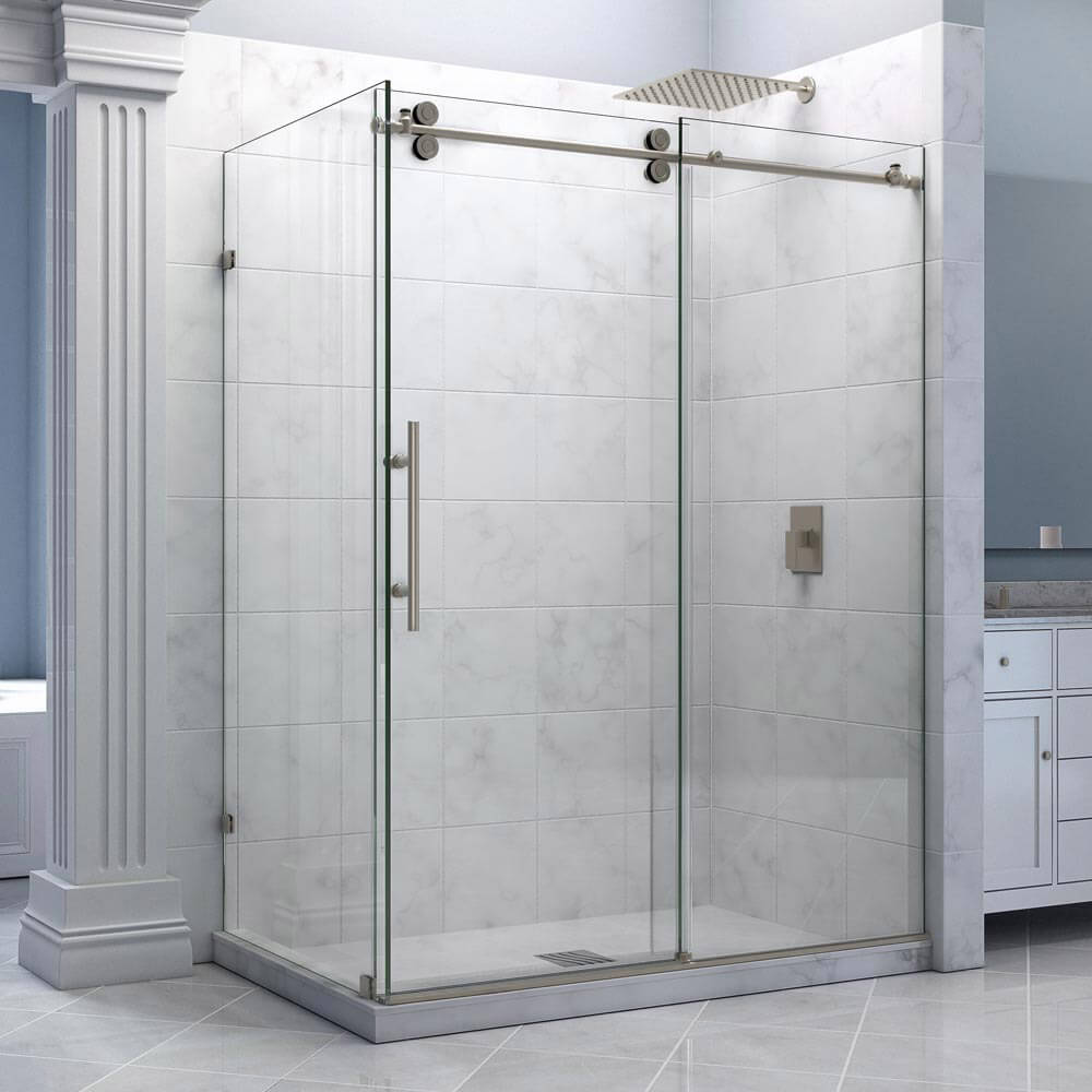 üveg zuhanykabin Istenhegy